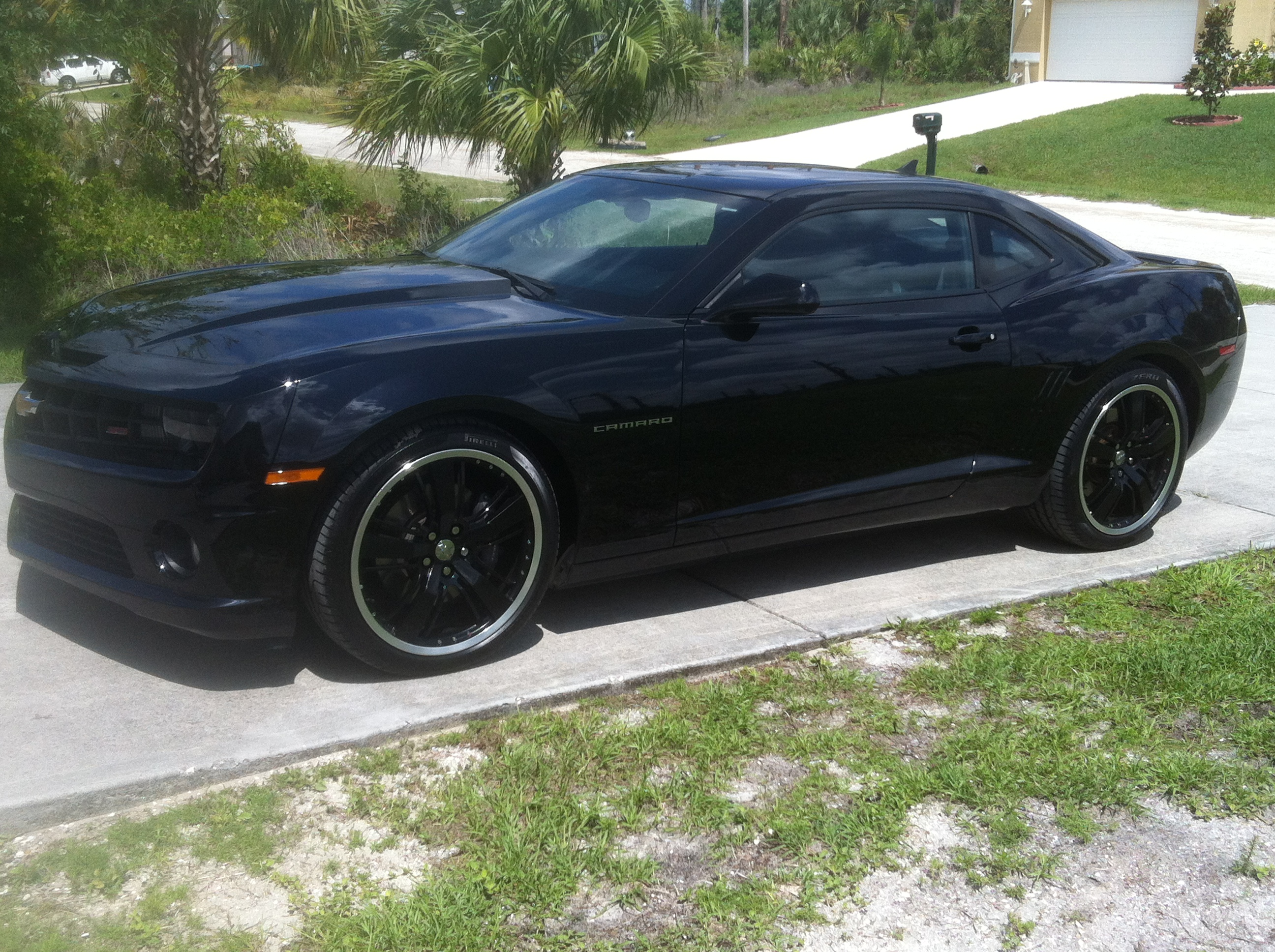 Before And After Photos Of My 2011 Camaro Ss Upgrades